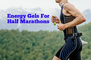 Energy Gels For A Half Marathon