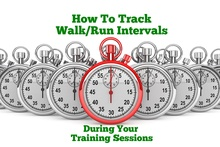 How to Track Walk-Run Intervals During Your Training Sessions