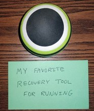 Massage Ball Recovery For Running