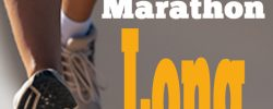 Half Marathon Long Run Strategies pin