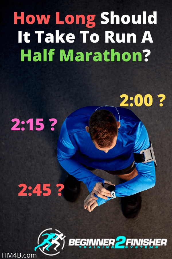 How Long Should It Take to Run A Half Marathon