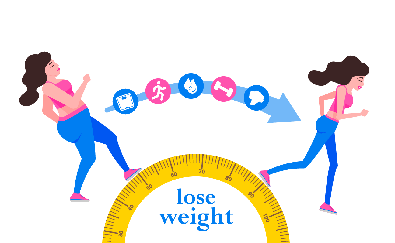 How To Lose Weight When Training For A Half Marathon