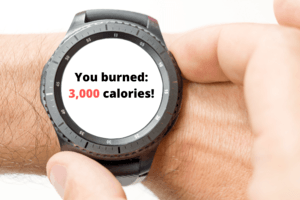 how to lose weight while training for a half marathon - smartwatch