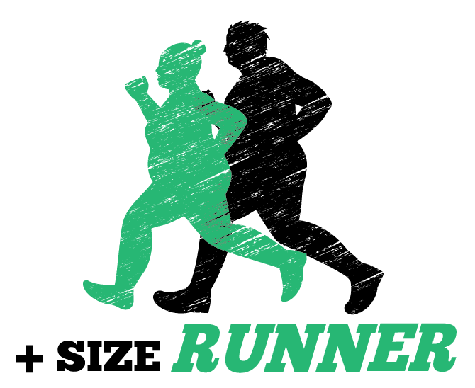 Plus Size Runner Logo