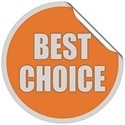 Best Choice Sticker