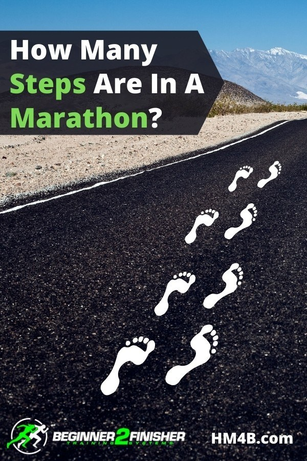 How Many Steps Are In A Marathon