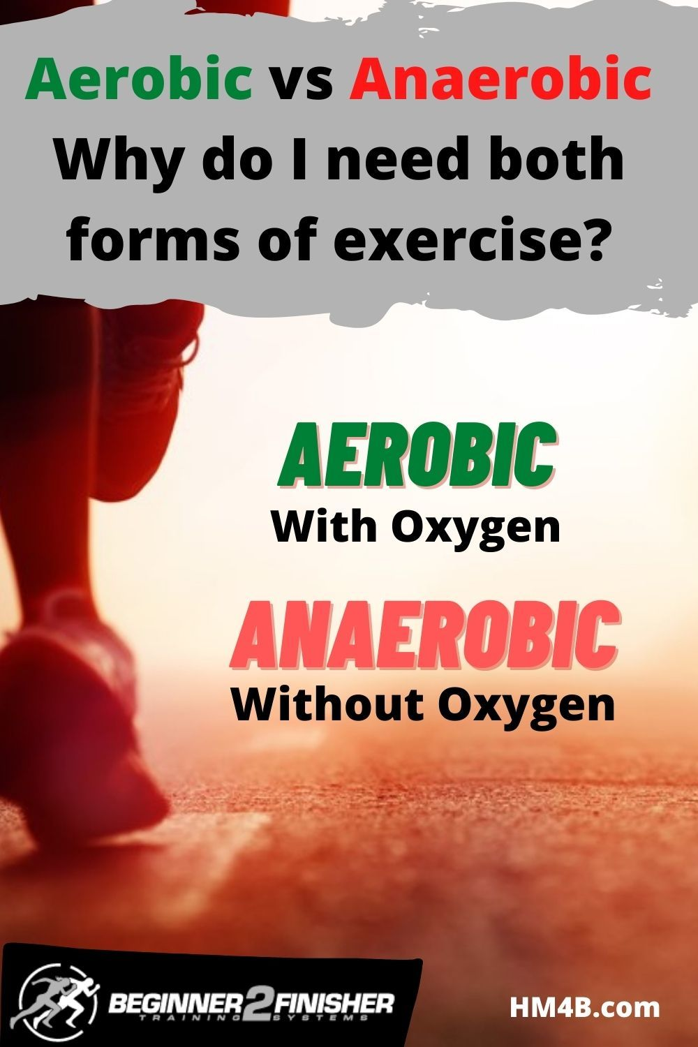 Aerobic vs Anaerobic - Which Exercise Type For Long Distance Running?