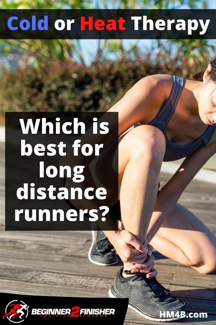 Ice or Heat Therapy? What\'s best for long distance runners?