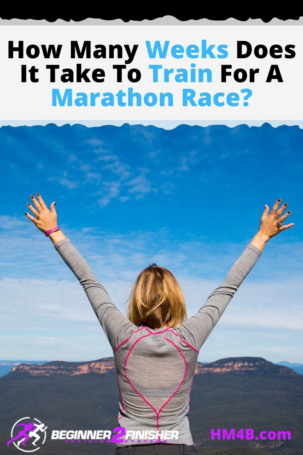 How Many Weeks Does It Take To Train For A Marathon Race