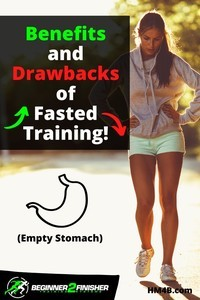 What is Fasted Training - Empty Stomach Running