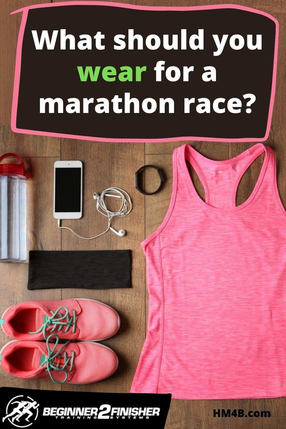 What Should I Wear For My Marathon Race?