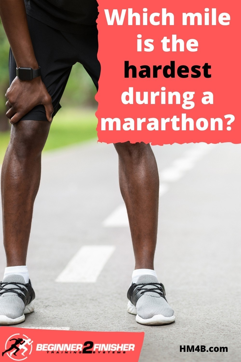 Which Mile is the Hardest During A Marathon?