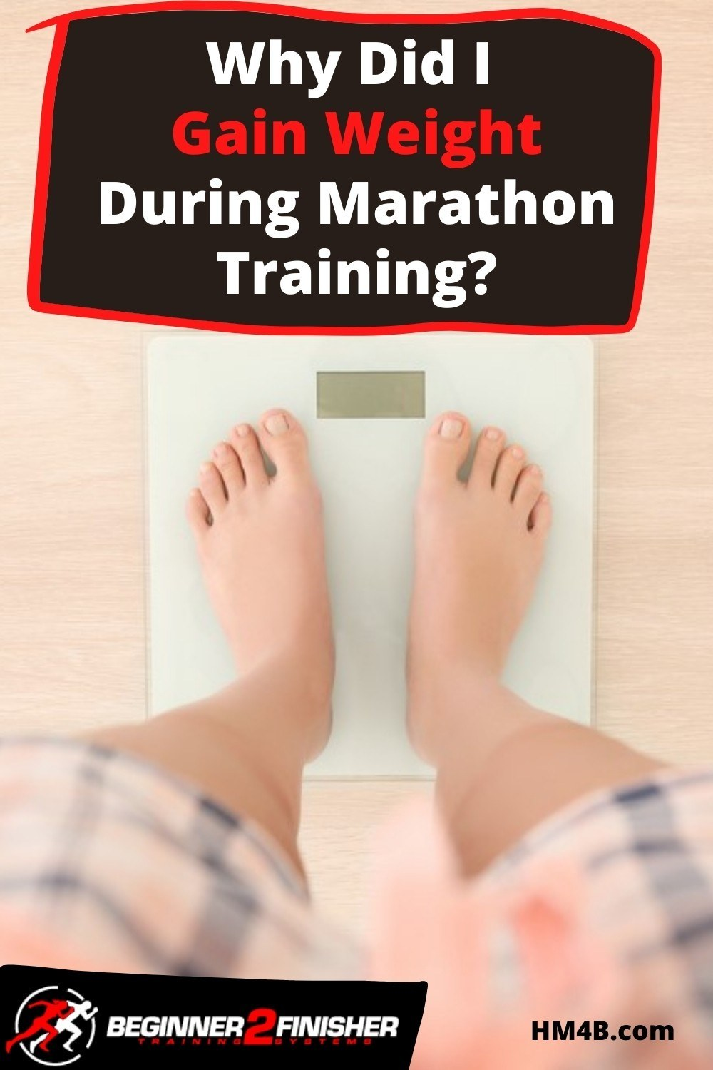 Why Did I Gain Weight During My Marathon Training?