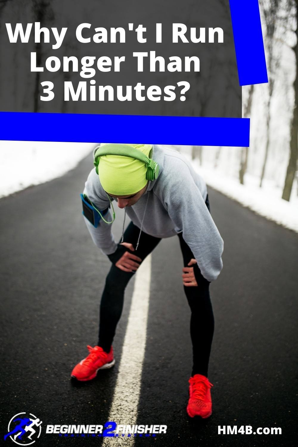 Why Can\'t I Run Longer Than 3 Minutes?