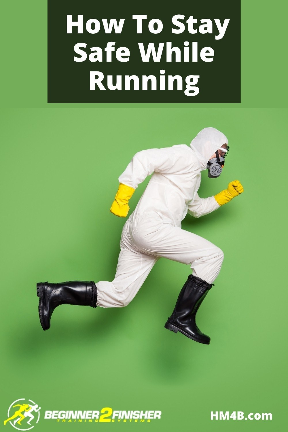 How To Stay Safe While Running - A Beginner\'s Guide
