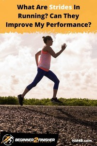 What Are Strides In Running?