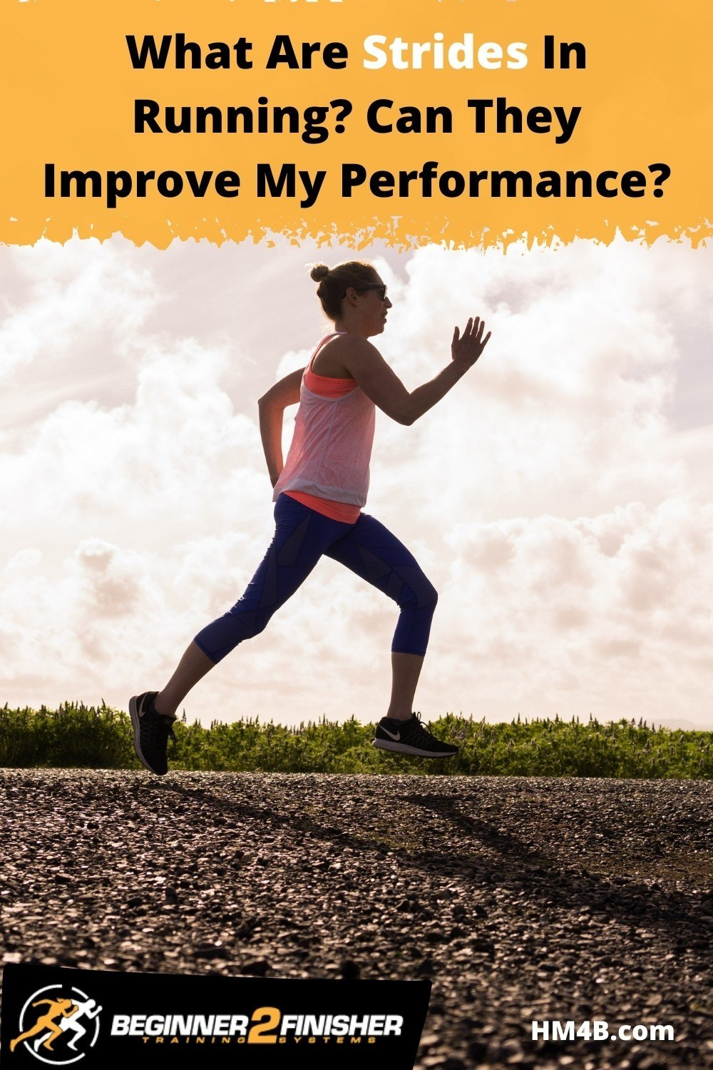 What Are Strides In Running? Can They Improve My Performance?