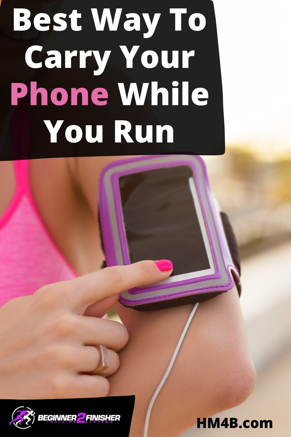 7 Best Ways To Carry Your Phone While You Run