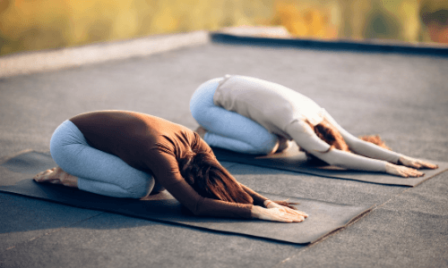 Best Yoga Poses For Runners - Child Pose