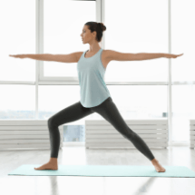 Best Yoga Poses For Runners - feature