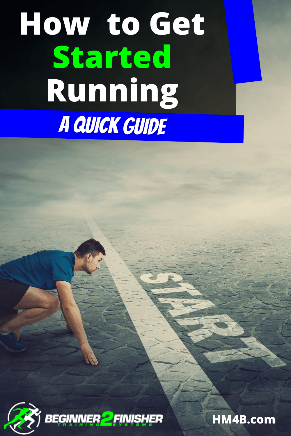 How To Get Started Running - A Beginner\'s Guide