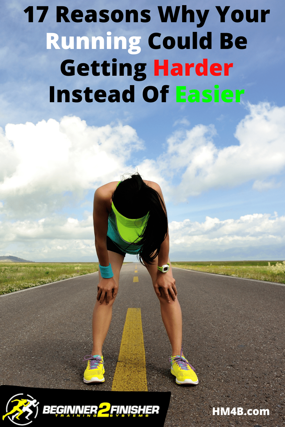 17 Reasons Why Running Could Be Getting Harder Instead Of Easier?