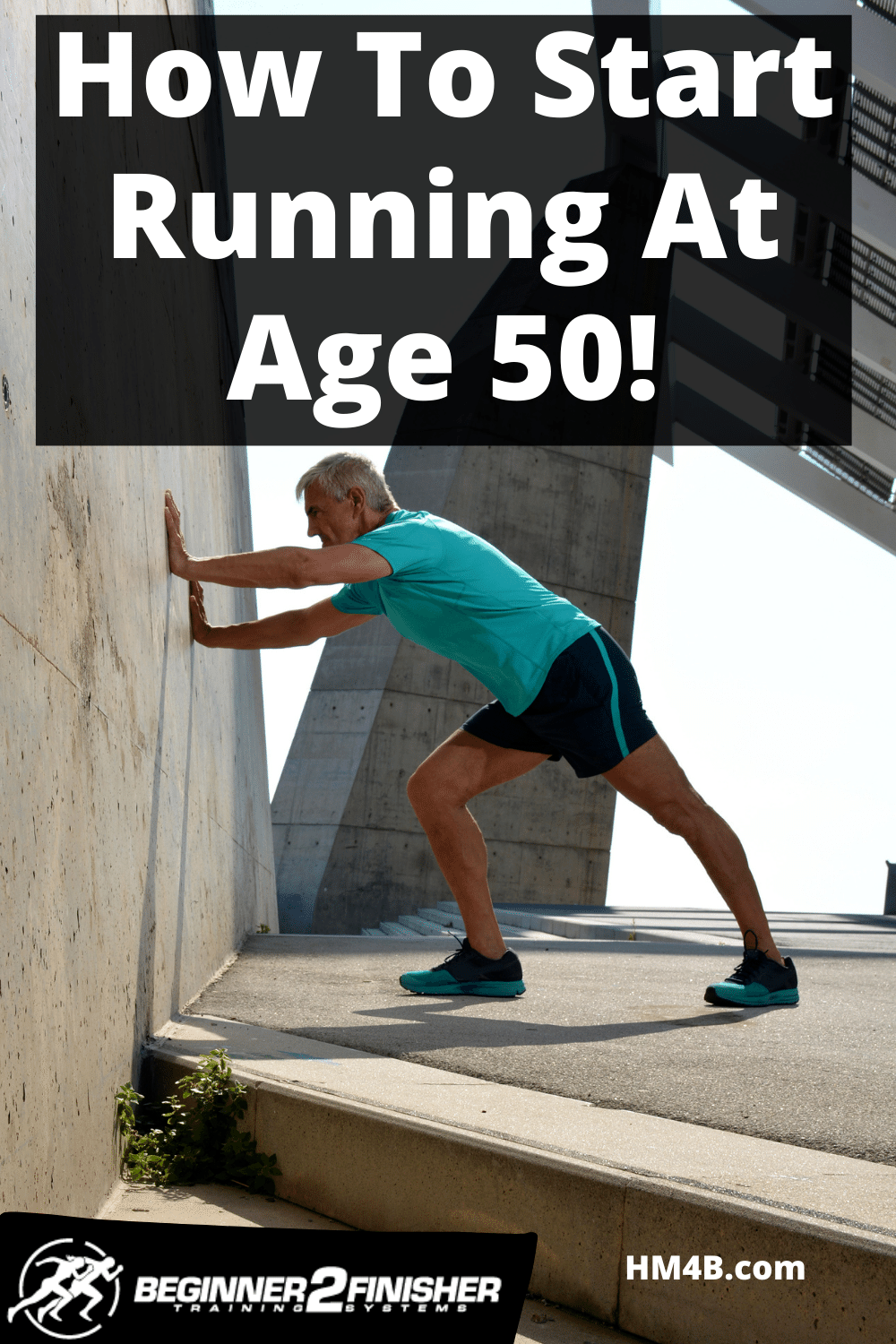 How To Start Running At Age 50 and Overweight!