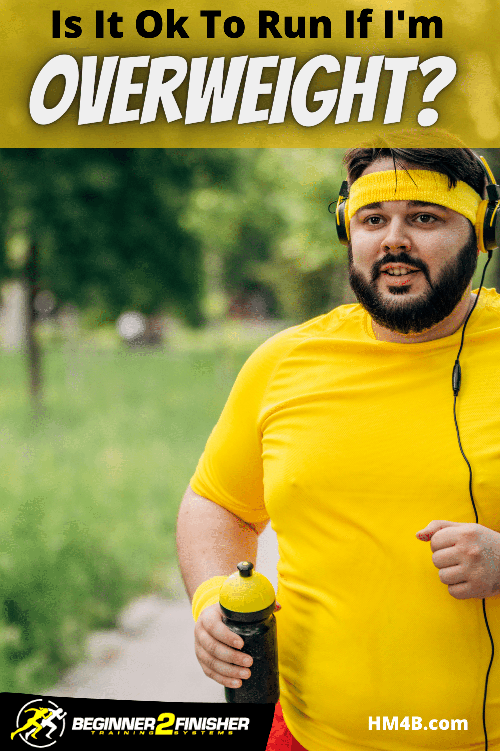 Is It Ok To Run If You\'re Overweight?