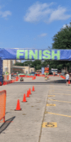 What To Expect Running Your 1st Half Marathon - finish line