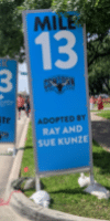 What To Expect Running Your 1st Half Marathon mile 13