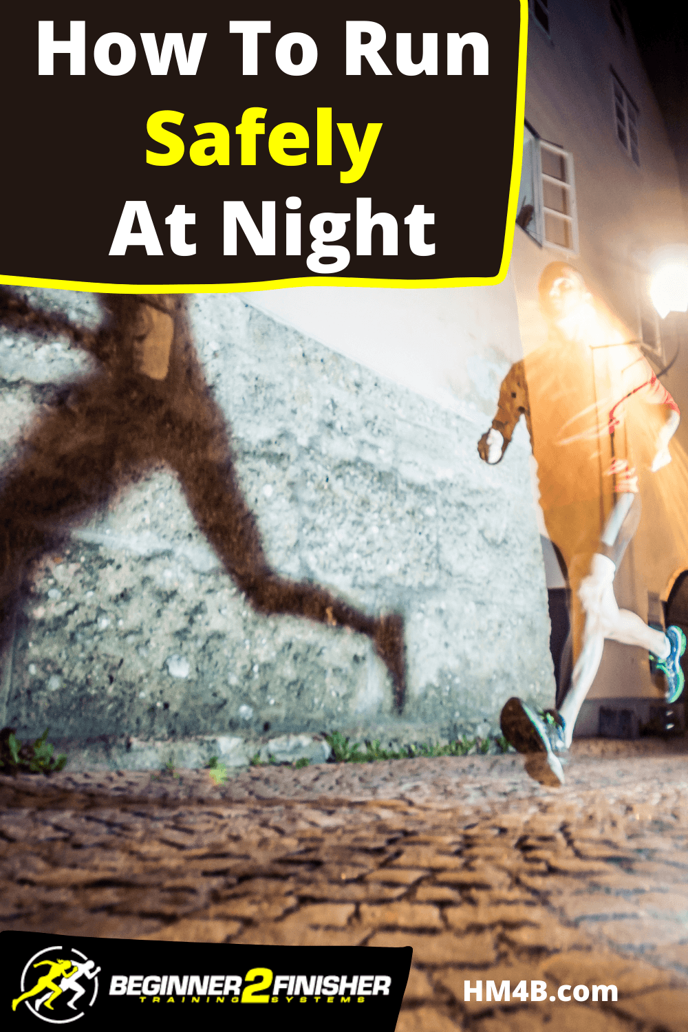 16 Tips For Running At Night - Safely