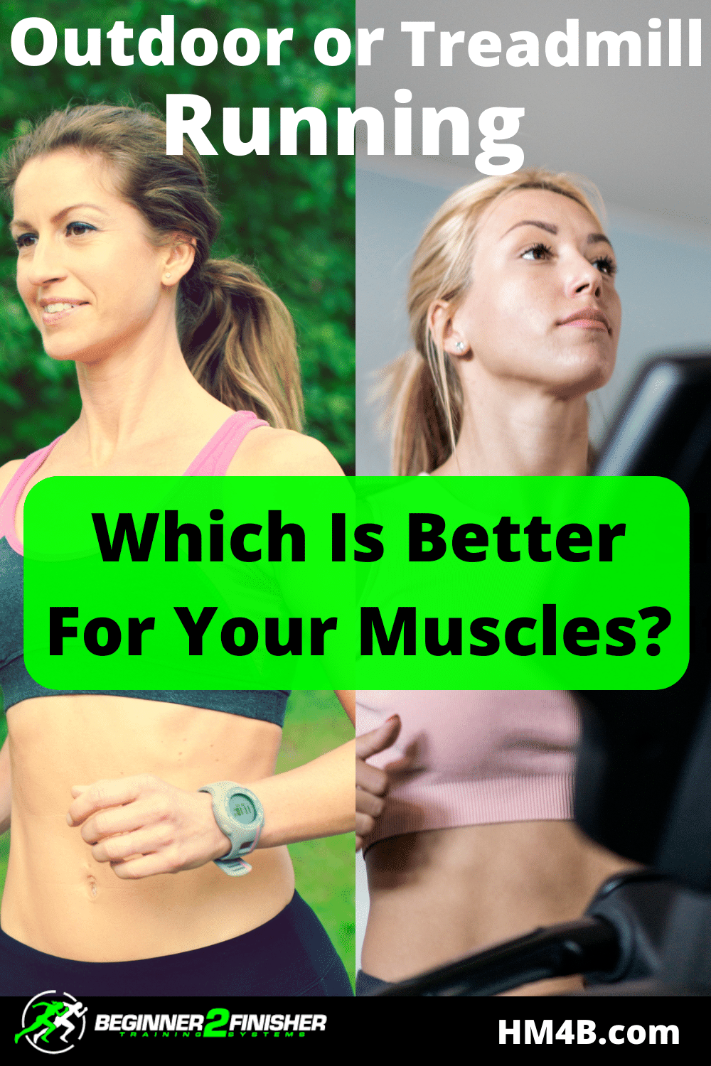 Treadmill Vs Outdoor Running - Which Is Better For Your Muscles?