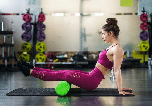 Best-Foam-Rolling-Exercises-and-Stretches-for-Runners-Hamstring-Roll
