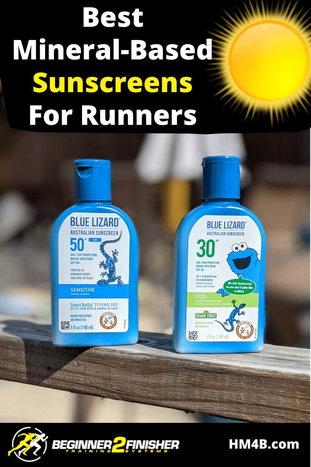 2021 Best Mineral-Based Sunscreens For Runners