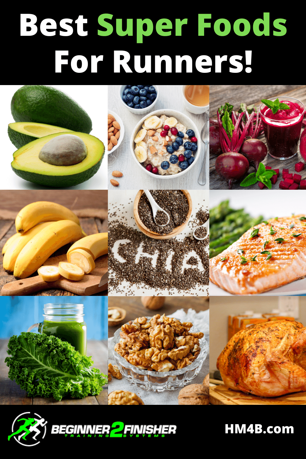 Best Super Foods For Runners