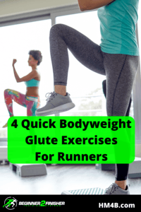 Glute Bodyweight Exercises For Runners
