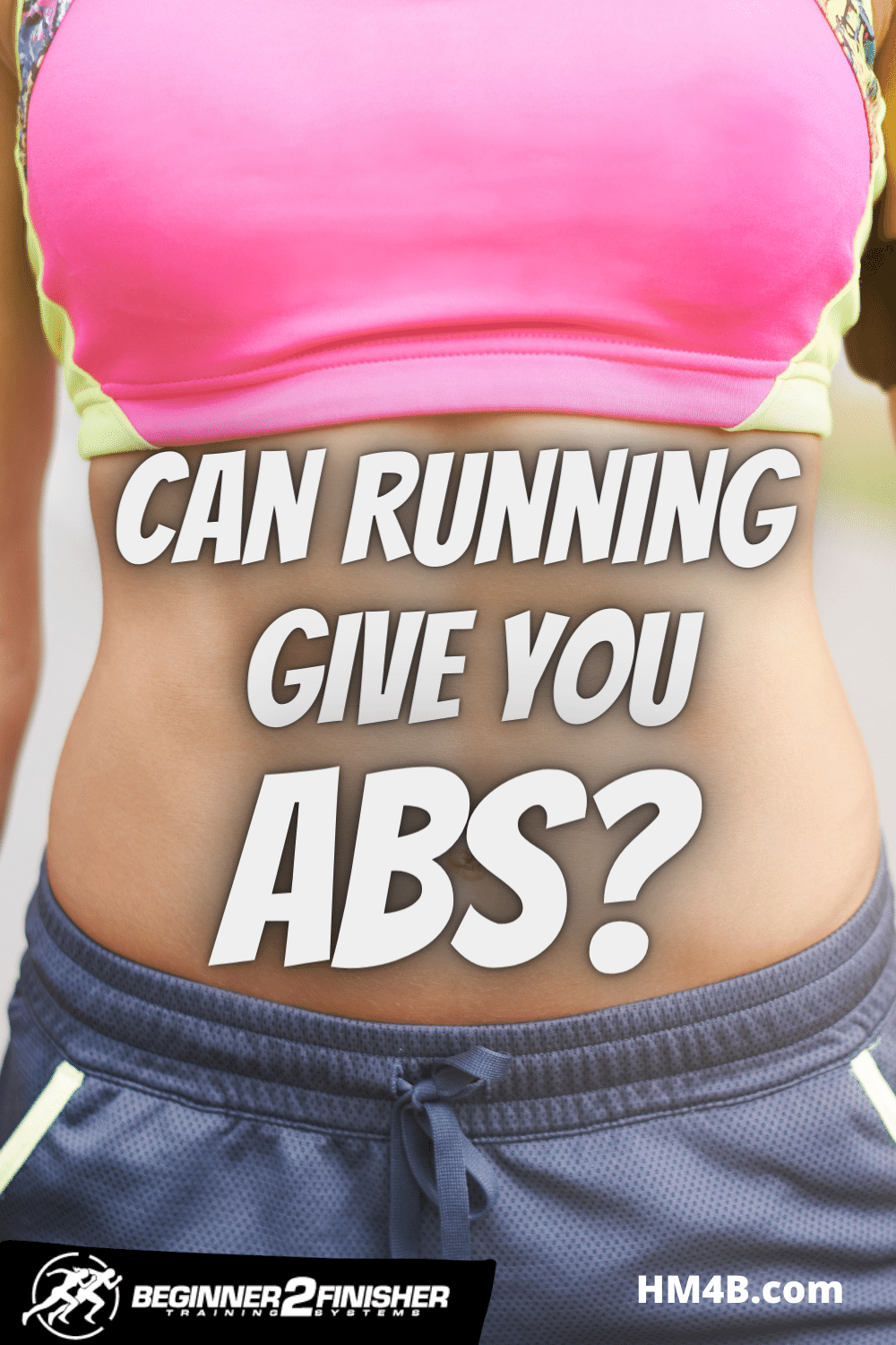 Can Running Give You Abs? The Real Truth Behind Getting A 6 Pack!