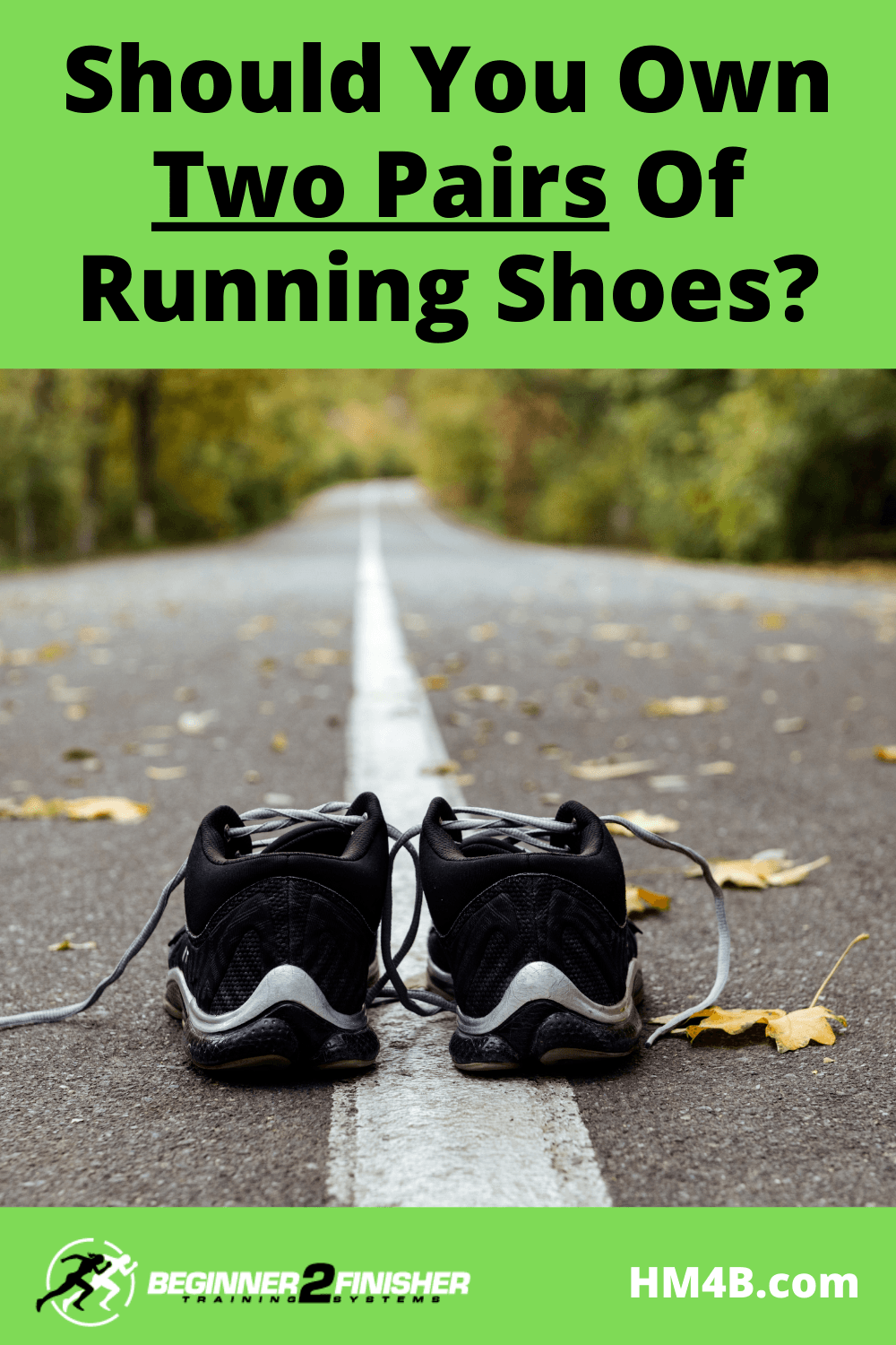 Should You Own Two Pairs Of Running Shoes And Switch Them Out?