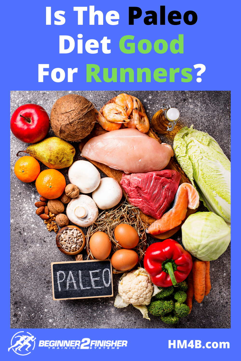 What Is The Paleo Diet - Is The Paleo Diet Good For Runners?