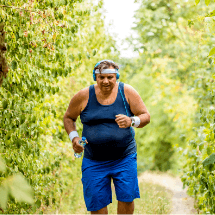 avoid injury if overweight and trying to run