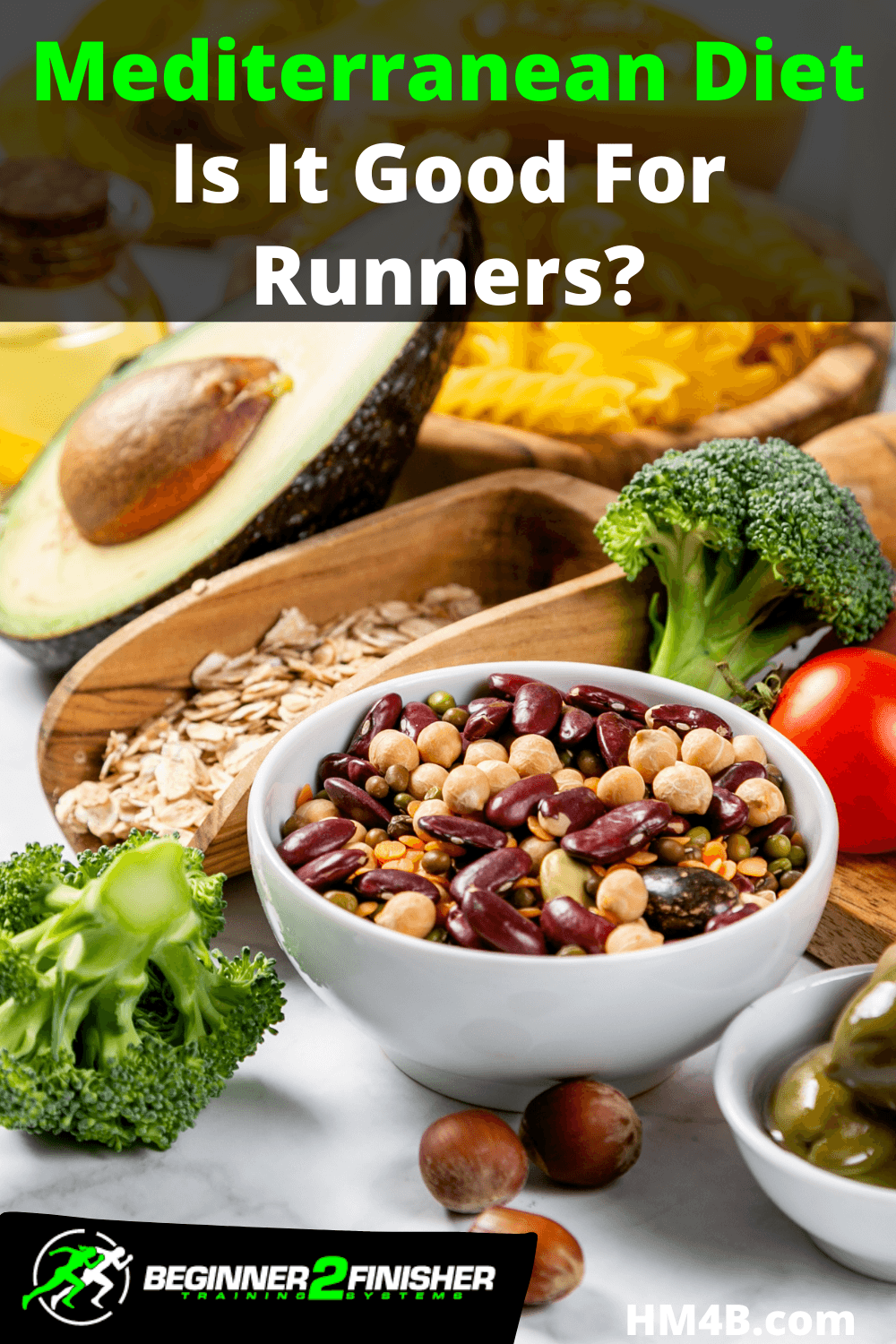 What Is The Mediterranean Diet - Is It Good For Runners?